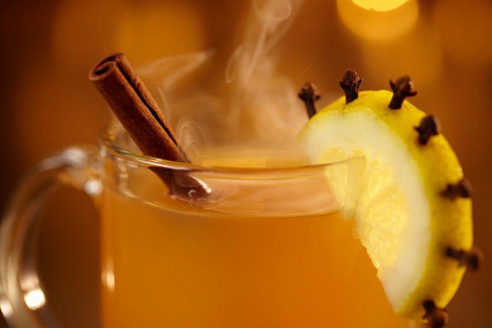 Hot Ginger Lemon Tea Recipe