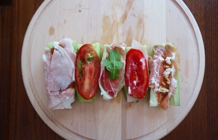 no carbs sandwich recipe video