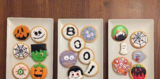 Halloween Cookies Final Product