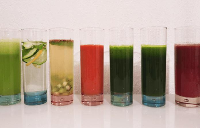 Homemade Detox Drinks great cleanser