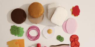DIY Felt Food for Kids