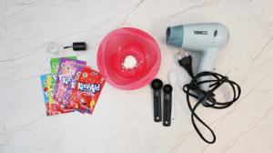 DIY Edible Nail Polish Recipe Materials Needed