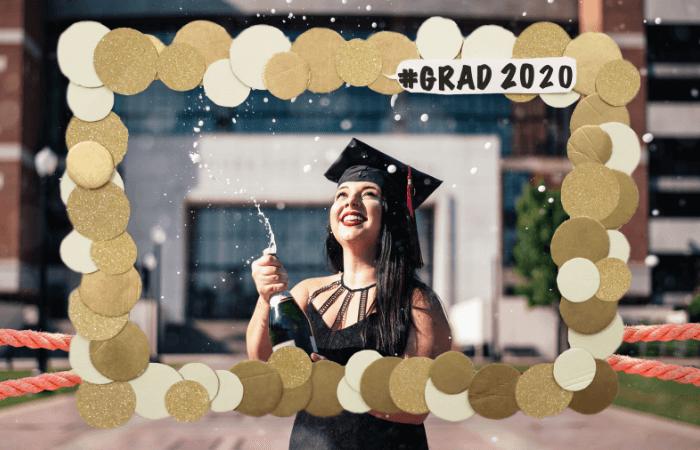 Best 2020 Diy Graduation Decorations Grad Party Decorations