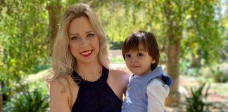 Mom Entrepreneur - Ieva Deroui with Ametrine Organics