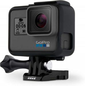 Best Camera for Summer Vacation - GoPro HERO6 Black - Waterproof Digital Action Camera for Travel