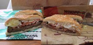 Impossible burger vs. beyond burger challange 3