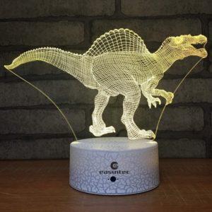 Best Night Lights for Kids - Dinosaur Night Light