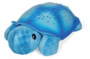 Best Night Lights for Kids - Turtle Blue Night Light