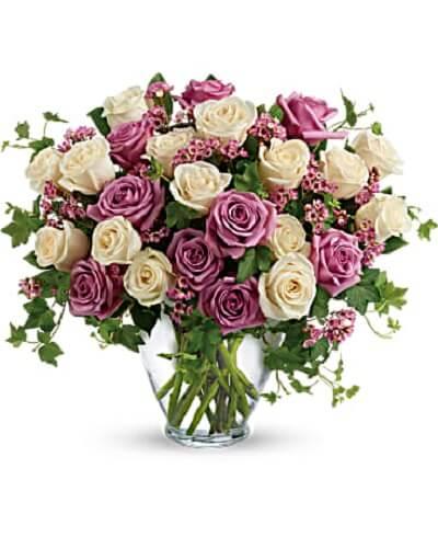 Valentine's Day-Victorian Romance Roses