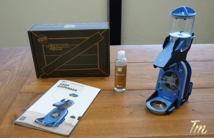 KiwiCo - Eureka Crate Review