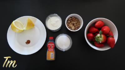 Yogurt Parfait Ingredients