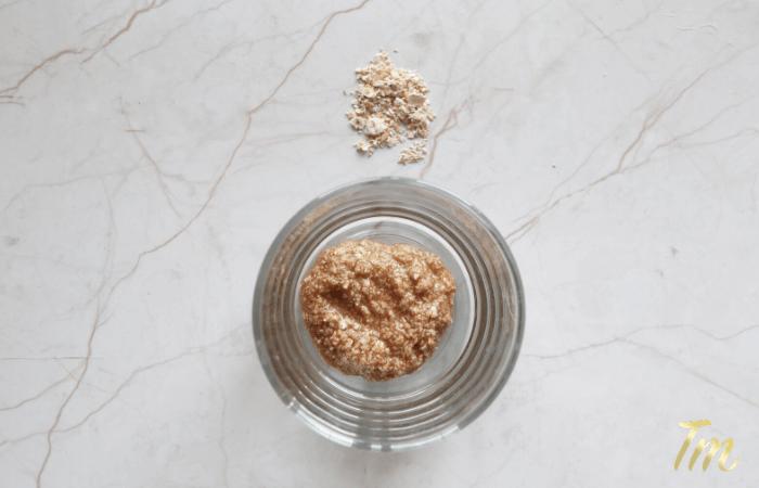 Oatmeal Scrub - Homemade Face Scrub