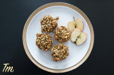 Gluten-free Muffins, Apple