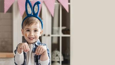Fun Easter Activities, Animal Friends