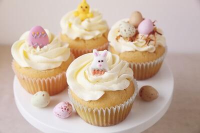 Fun Easter Activities, Cupcakes