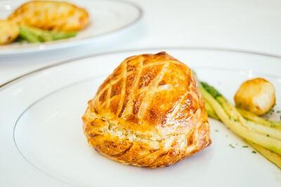 Freezer Meal Recipes, Mini pot pie
