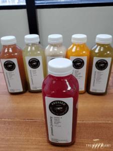 Pressed Juicery Review, taste test