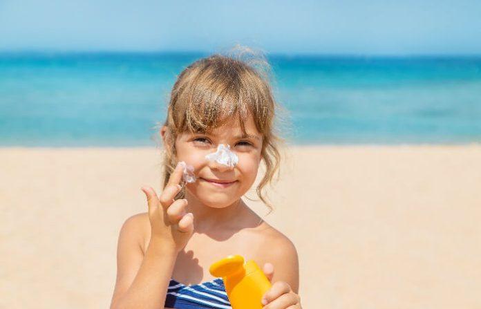 best sunscreen for baby sensitive skin