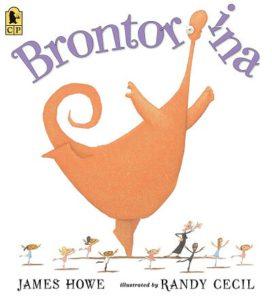 Children's books about diversity, Brontorina