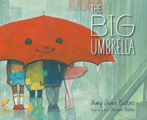 Children's books about diversity, Big Umbrella