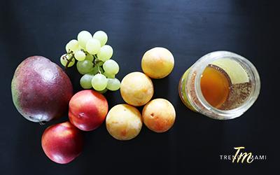 plum fruit leather recipe