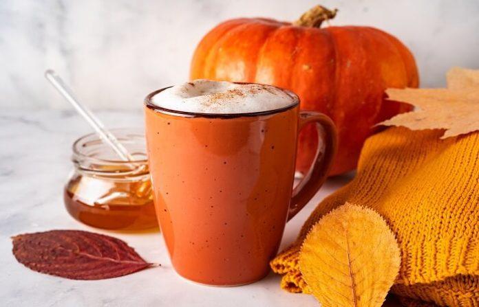 Pumpkin spice latte recipe healthy