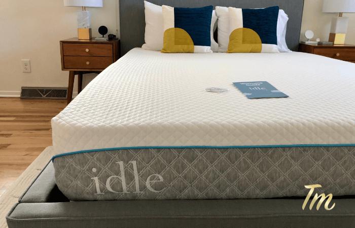 Idle Sleep Mattress Review 3
