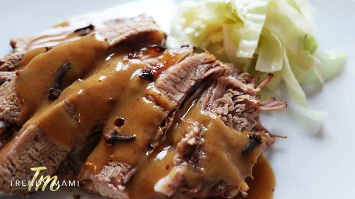 Corned Beef Brisket Recipe