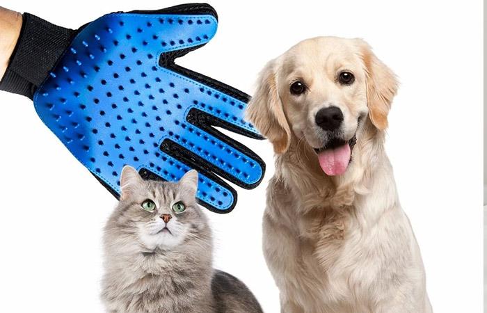 Gifts for Pets - Deshedding Glove
