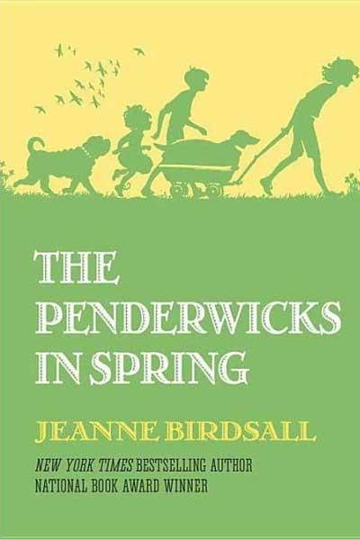 Best Books for Spring - The Penderwicks in Spring