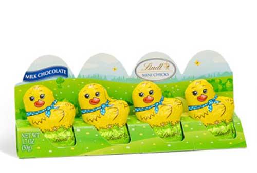 Best Easter Treats - Chocolate Chicks