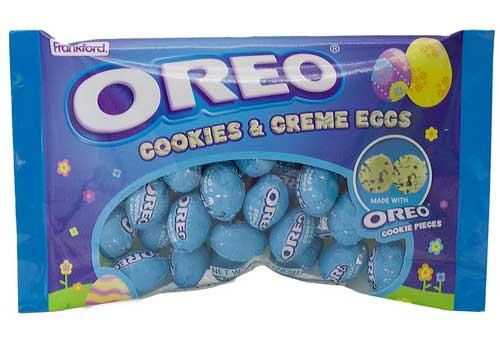 Best Easter Treats - Oreo Eggs