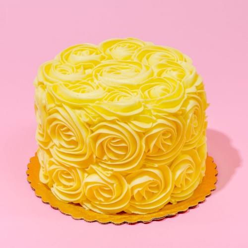 Best Easter Treats - Raspberry Cake