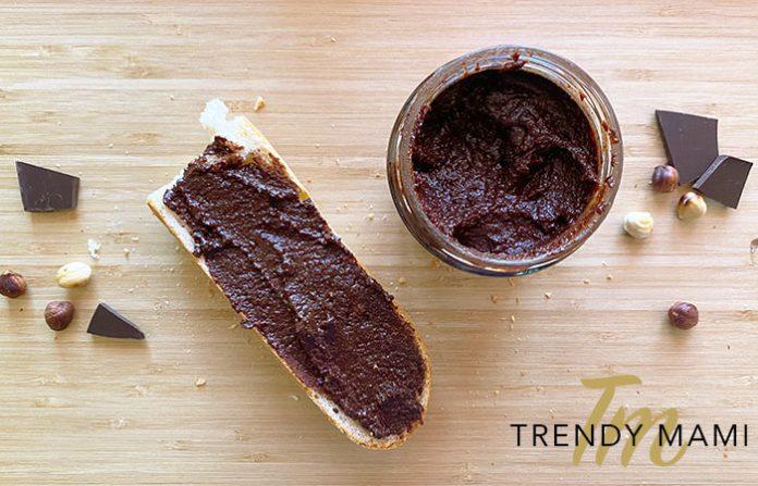 Homemade Chocolate Hazelnut Spread Recipe