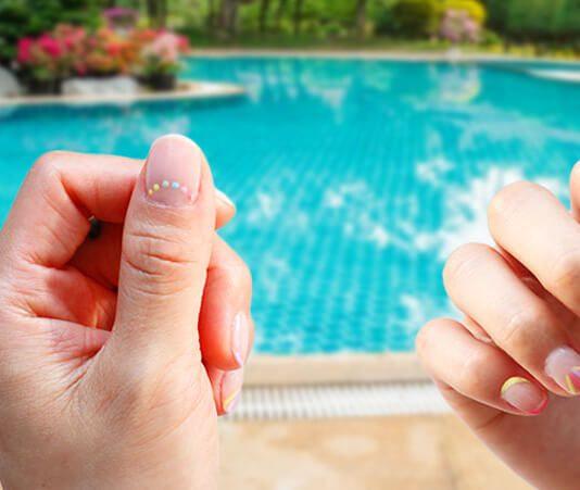 Summer Nails Tutorial